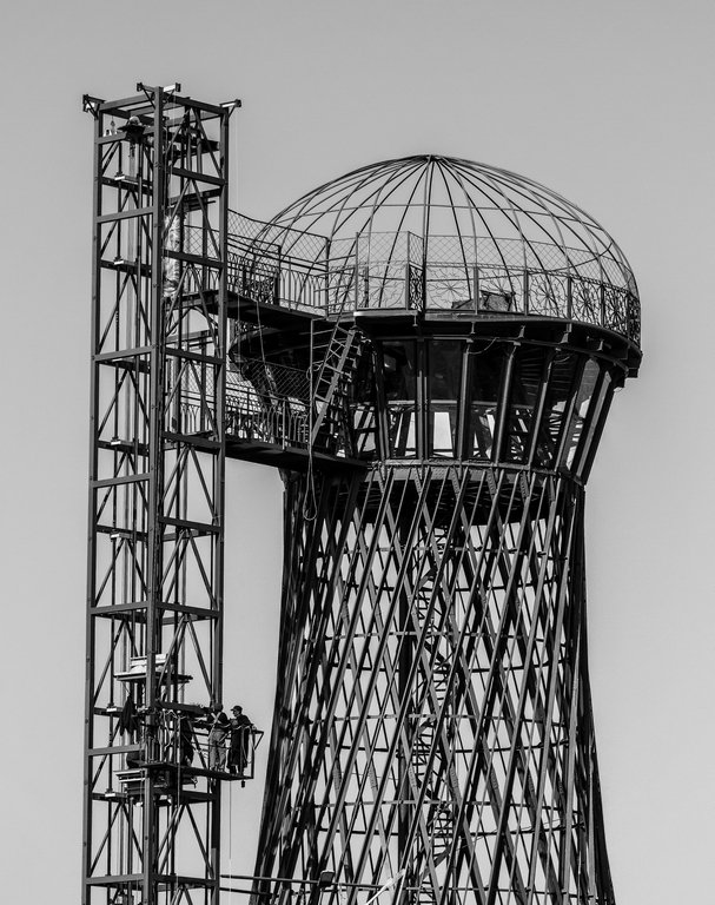 018 - Redundant Water Tower by bob65
