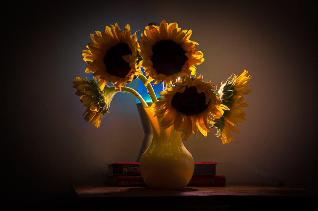 Artifical backlight by joansmor