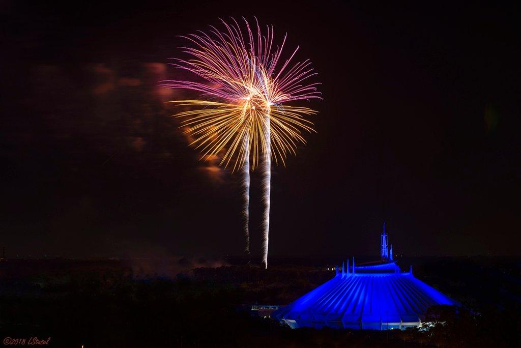 Fireworks by lstasel