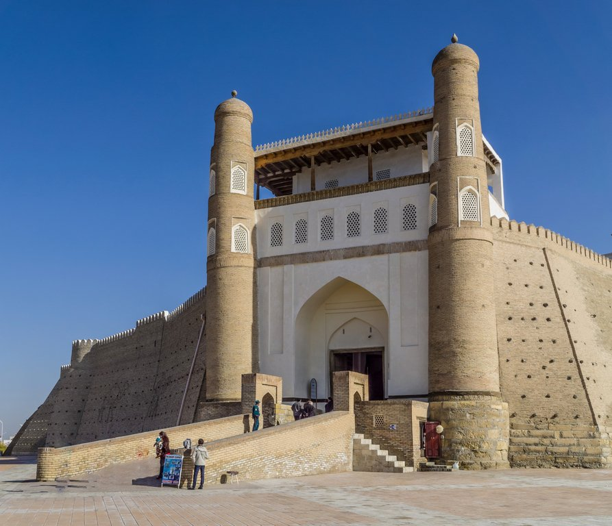 021 - The Ark Citadel, Bukhara by bob65