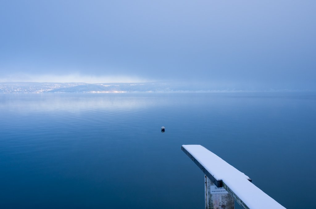 Diving board #2 by primitiveprobe