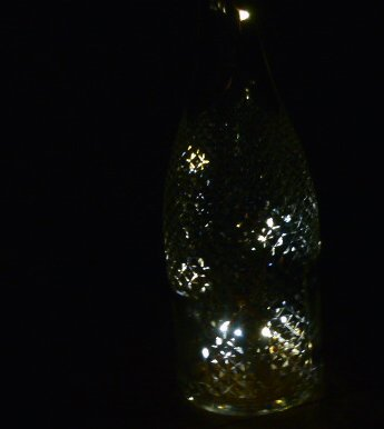 Lights in bottle by peterday