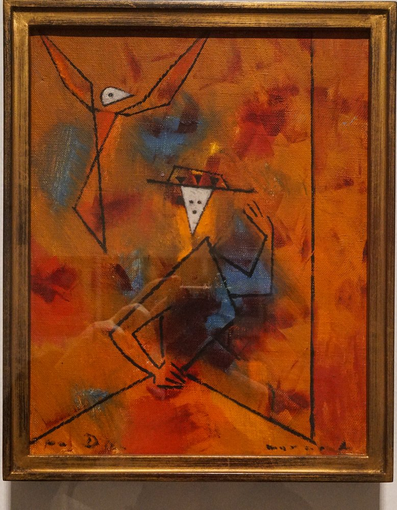 Max Ernst painting by ivan