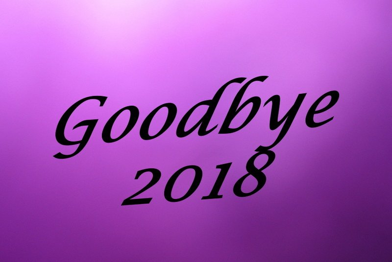 2018 12 31 Goodbye 2018 by kwiksilver