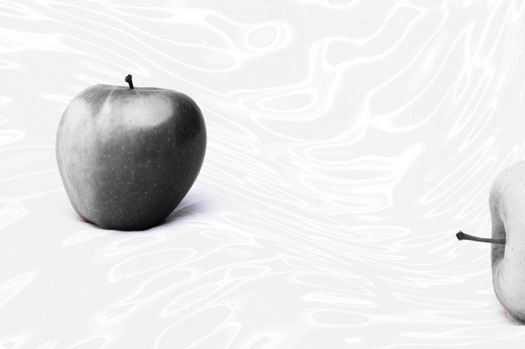 An apple a day (III) by helenhall