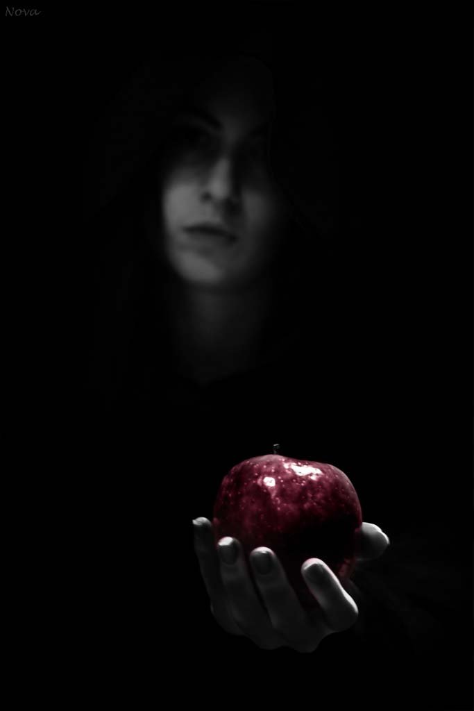An apple a day for 7 days - Day 6-2  by novab