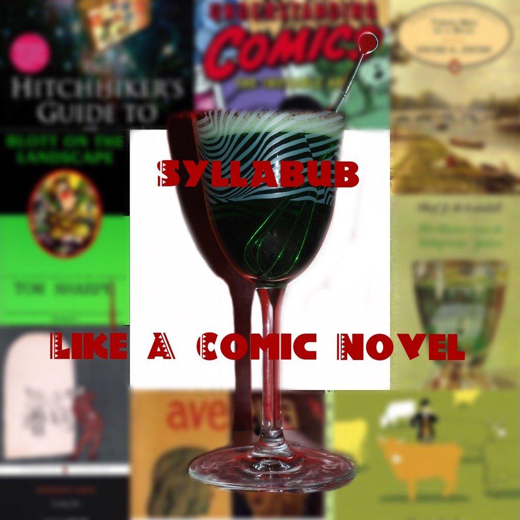 Like A Comic Novel by jacqbb
