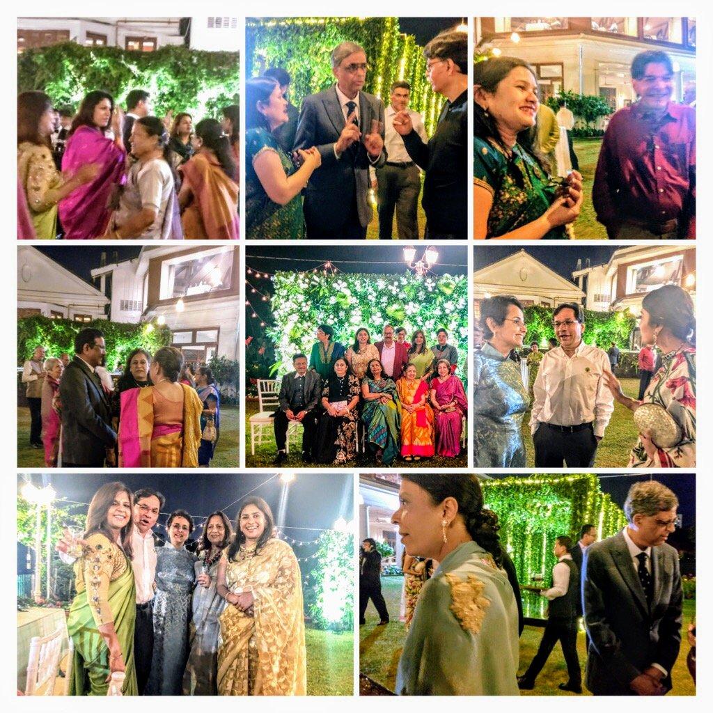 A wedding reception  by veengupta