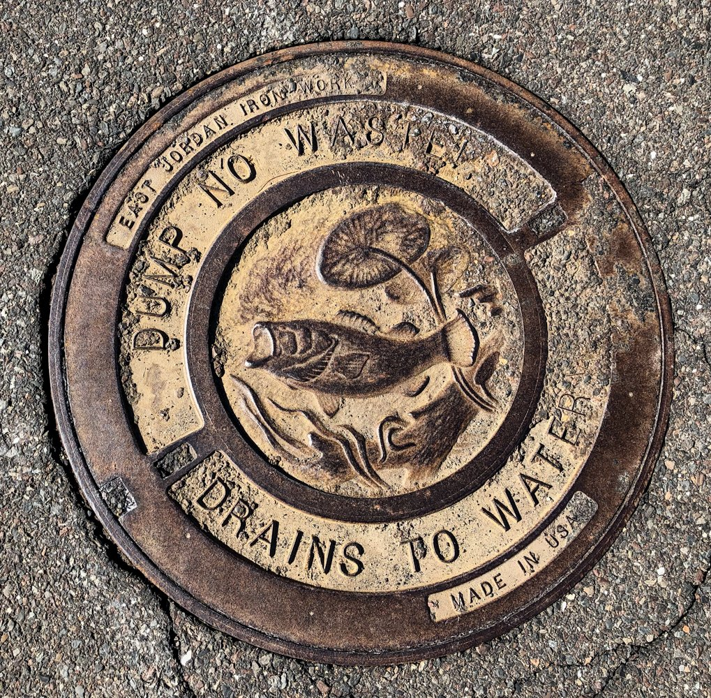 Manhole Cover by loweygrace