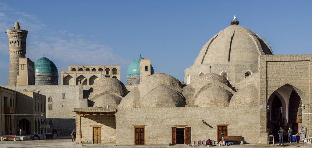 057 - Bukhara skyline by bob65