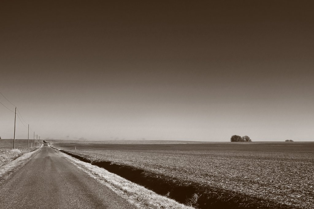 Southern Illinois Farmland by lsquared