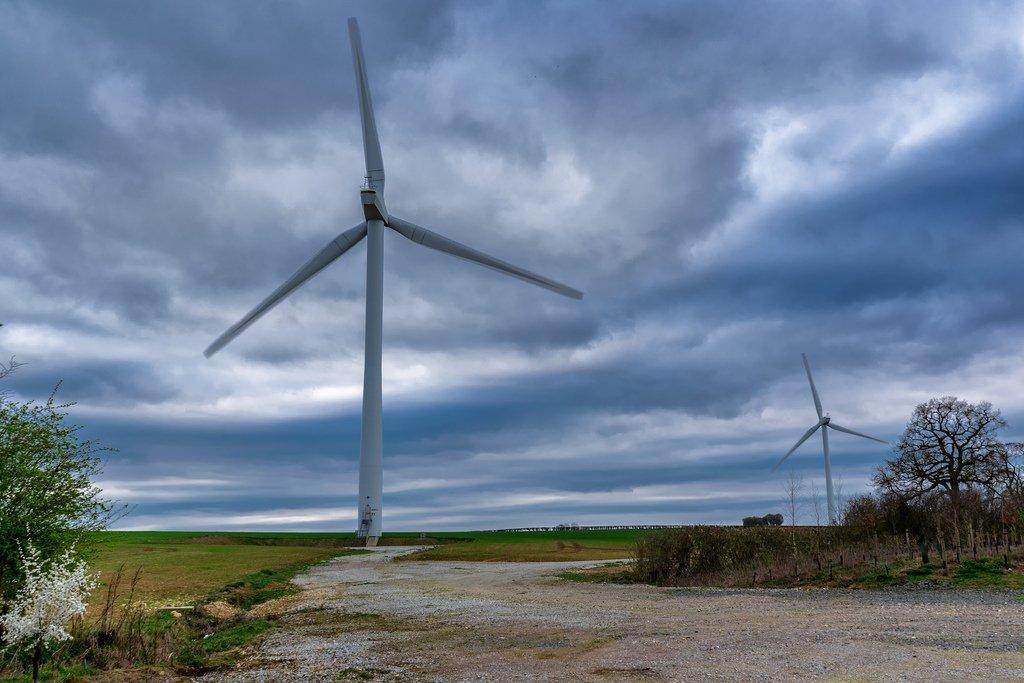 Windfarm by rjb71