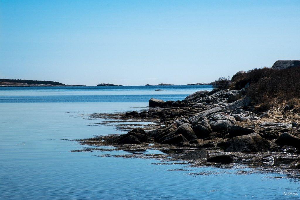 Ocean blue by novab