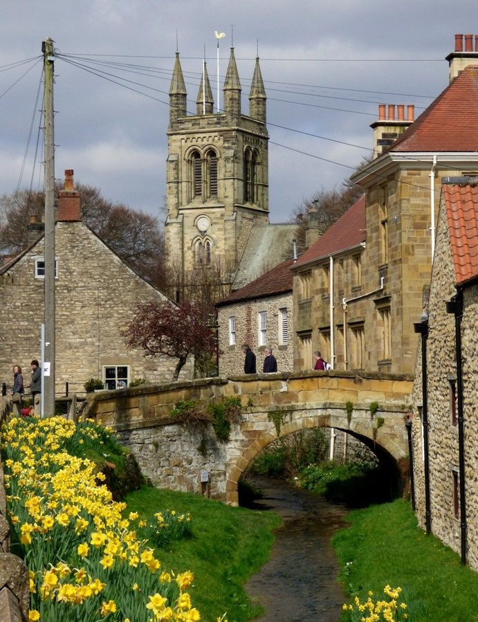 Helmsley - Gateway to the Moors by fishers