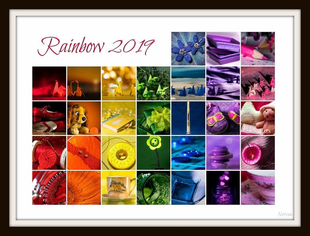 Rainbow 2019 by novab