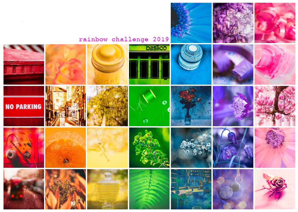 ... all the colours of the ... by pistache