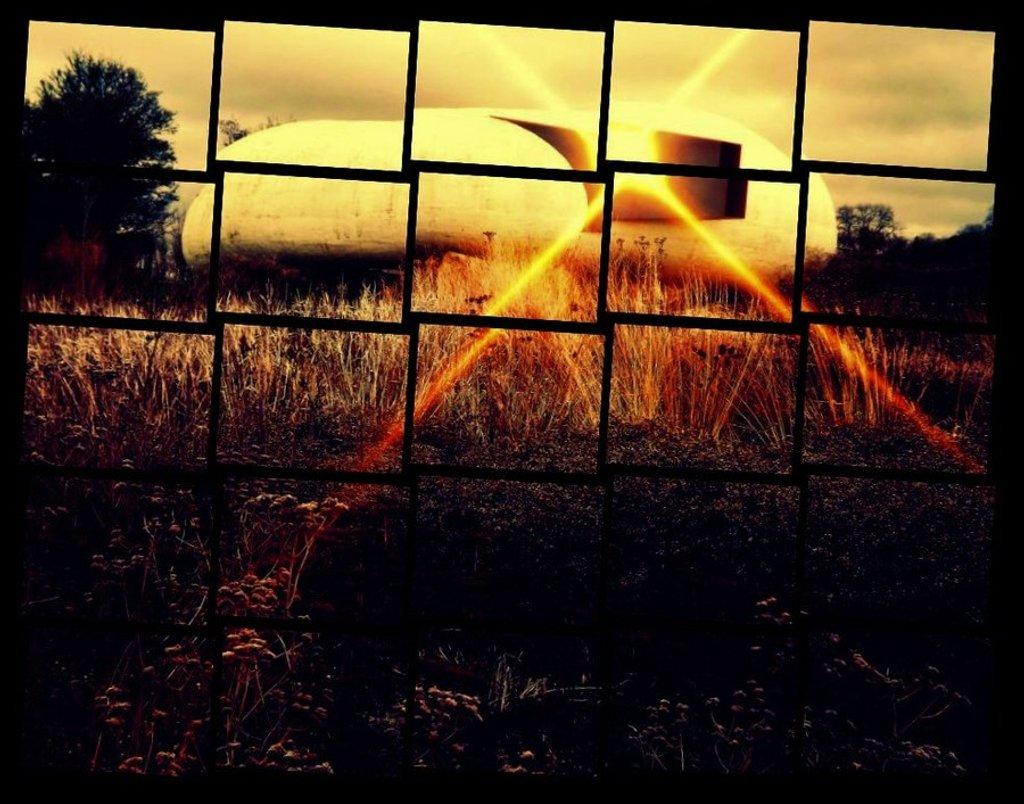 The Heat Ray by ajisaac