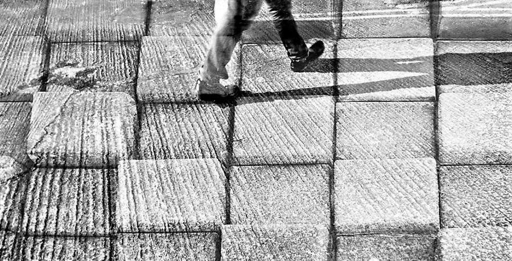 Walk this way by ajisaac