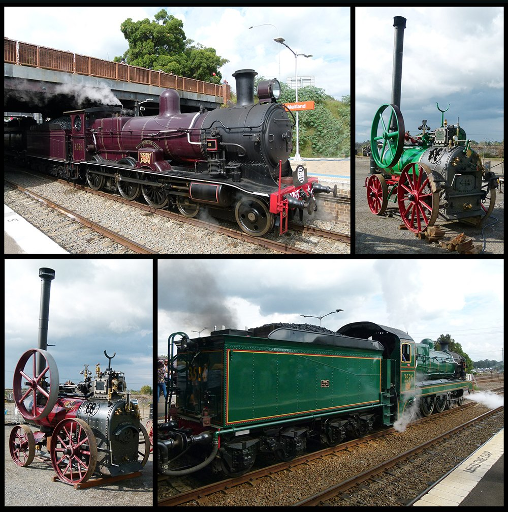 Steamfest Collage by onewing