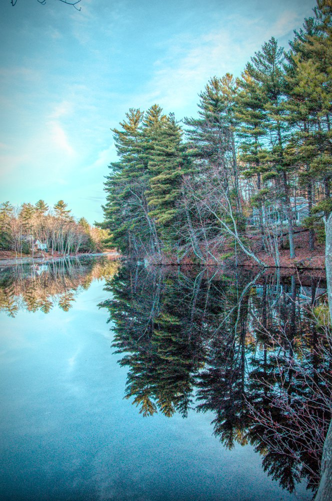 Spring reflections by joansmor