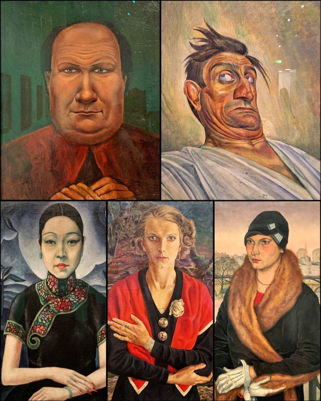 Faces.  by cocobella