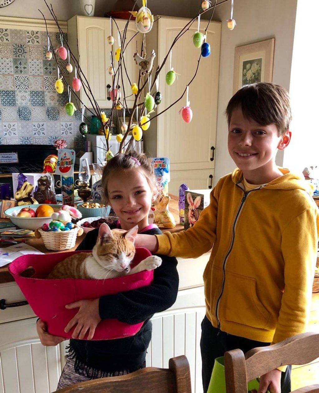Darcey, Elliott ...& Ollie.. by moominmomma