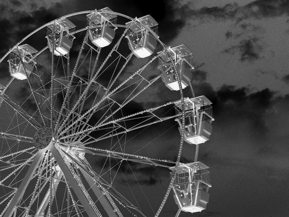 Ferris Wheel by onewing