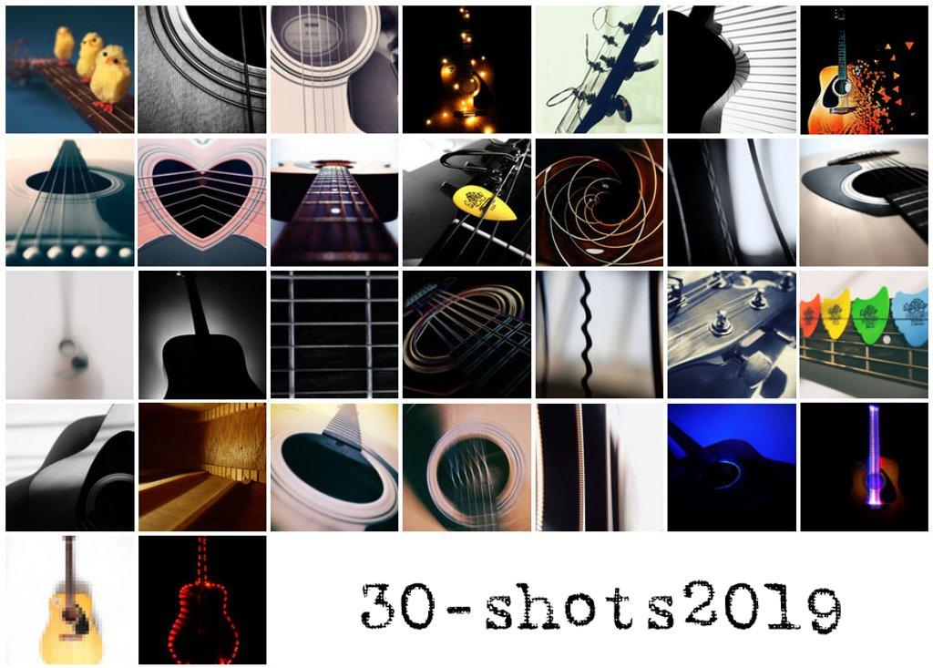 30 Shots Challenge 2019 by m2016