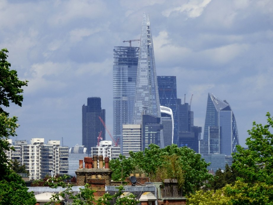 London Skyline by fishers