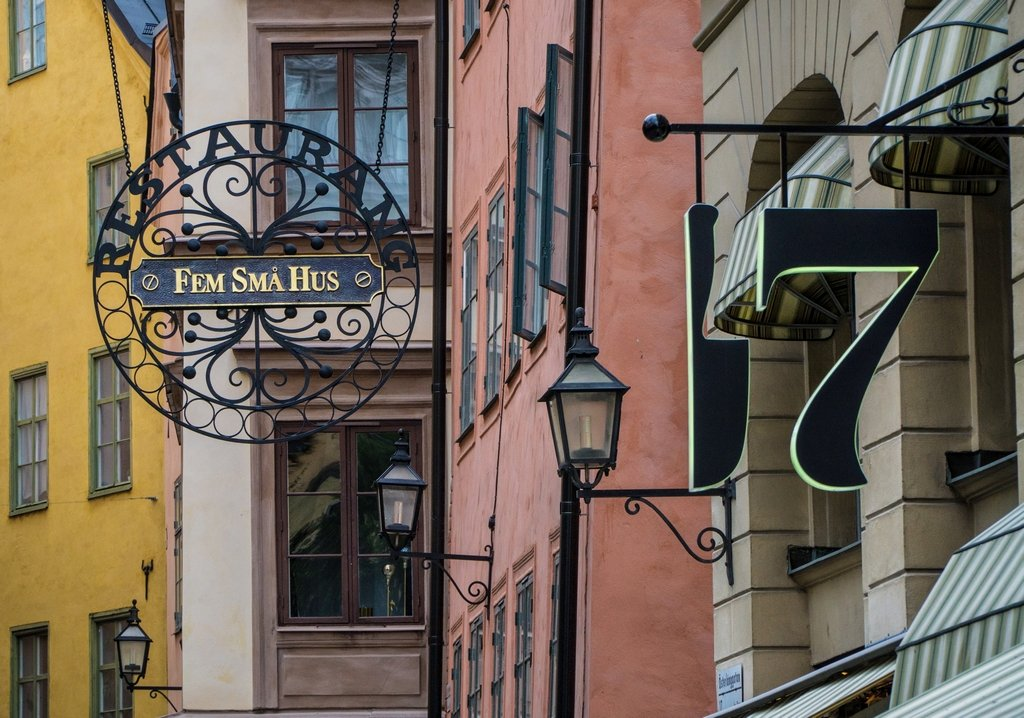 122 - Gamla Stan (old town), Stockholm by bob65
