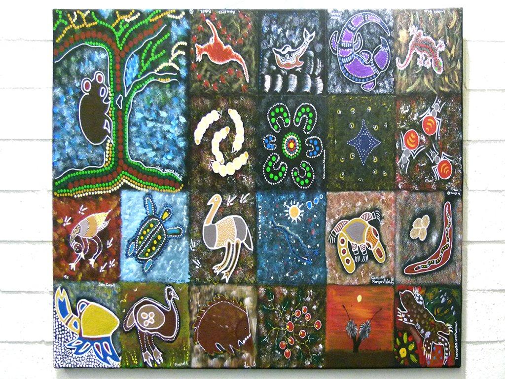 Aboriginal Art by onewing