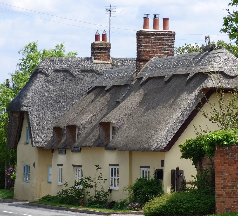 Thatched Cottage, Thurlby by fishers