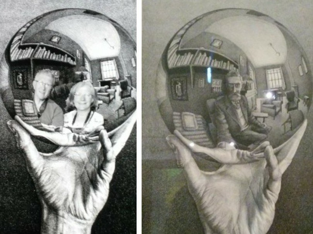 MC Escher by 30pics4jackiesdiamond