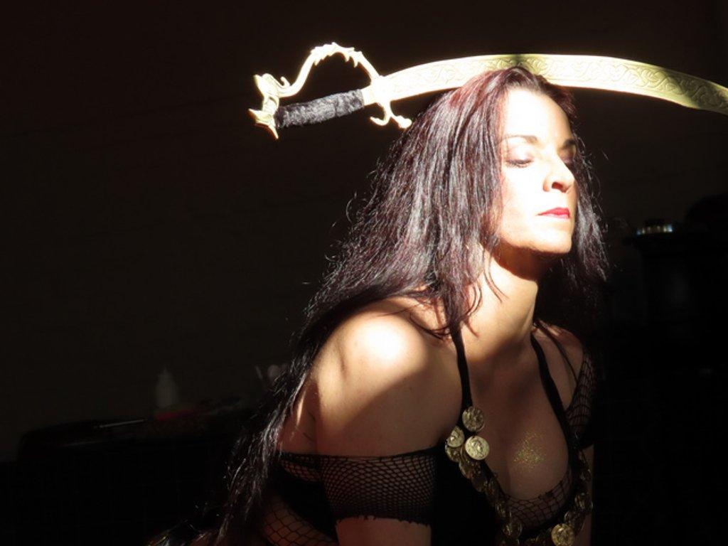 Sword Dance by ninaganci