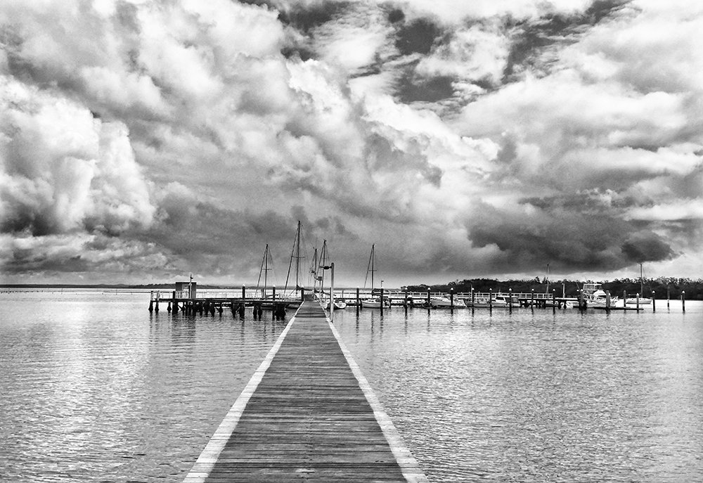 A Grey Day by onewing