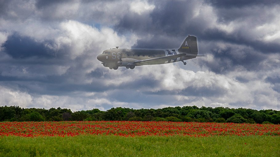 Ghost Plane  by rjb71