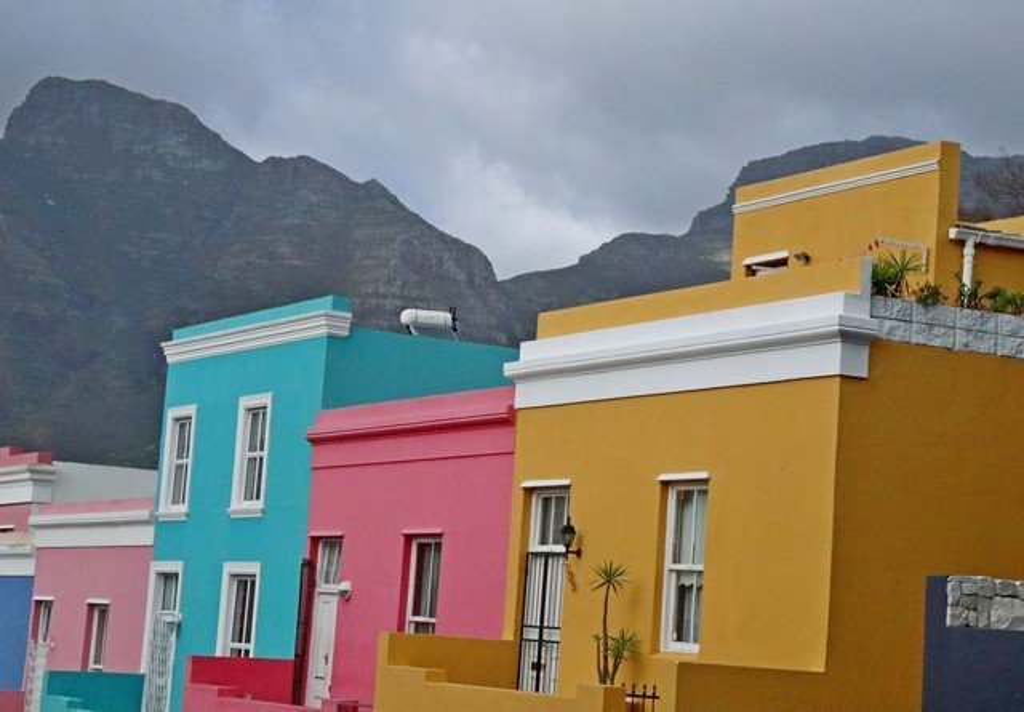 Colourful Houses of Bo-Kaap by ninaganci