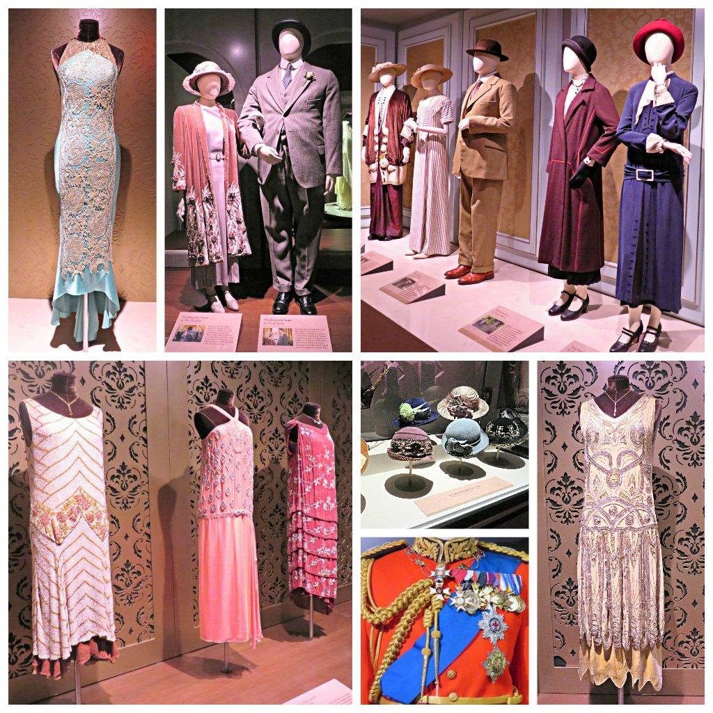 A Visit To Downton Abbey by ddw