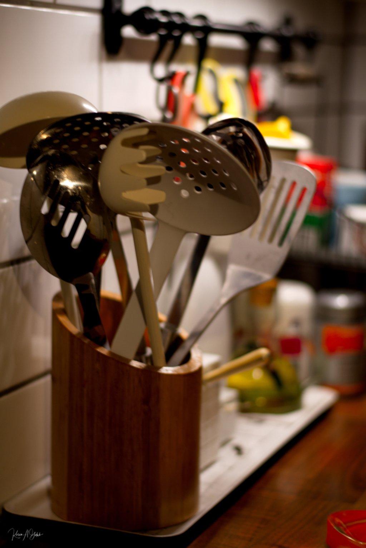 Kitchen Utensils by kgolab
