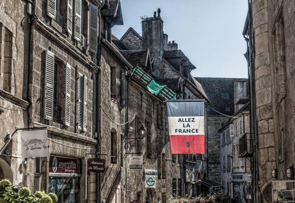 194 - Allez La France by bob65