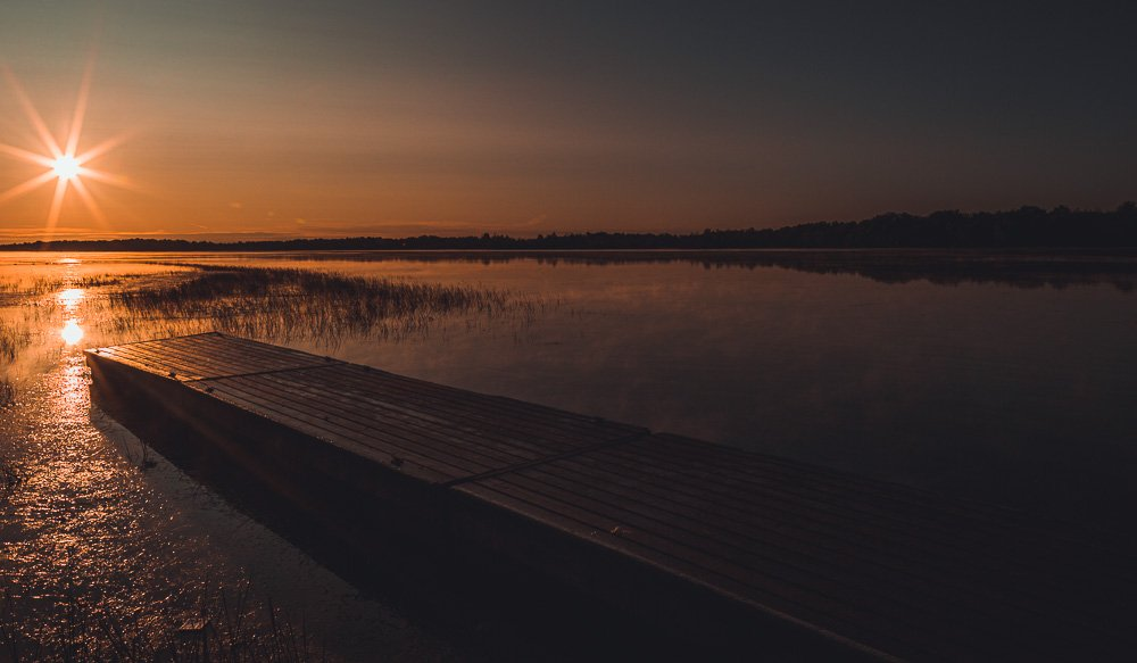 camping sunrise3 by adi314