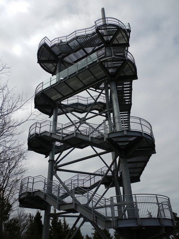 Observation Tower Ontario by houser934