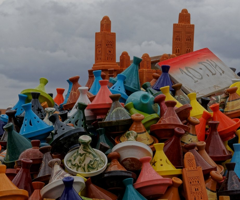 207 - Tagines for sale by bob65