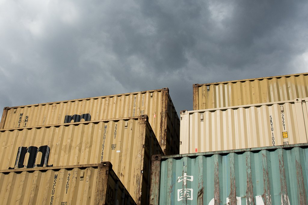 Shipping containers by peta_m