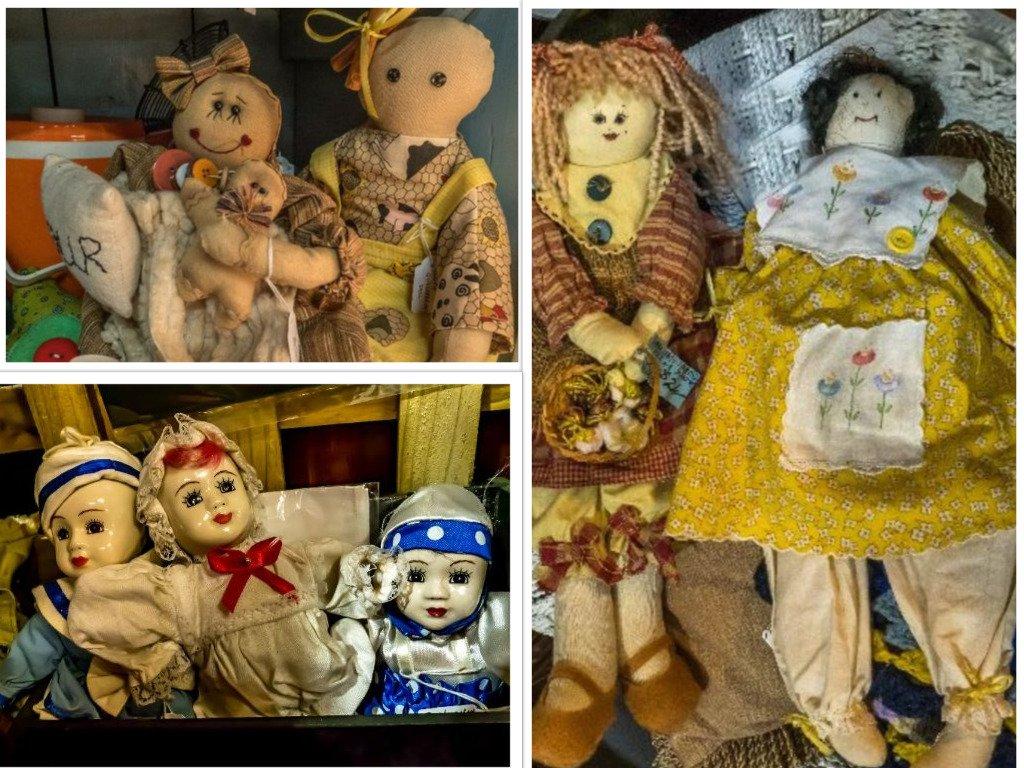Dolls by gosia