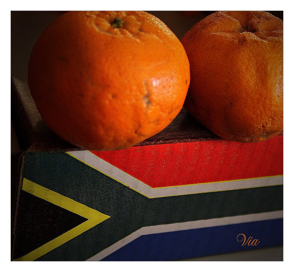 South African nartjies. by sdutoit