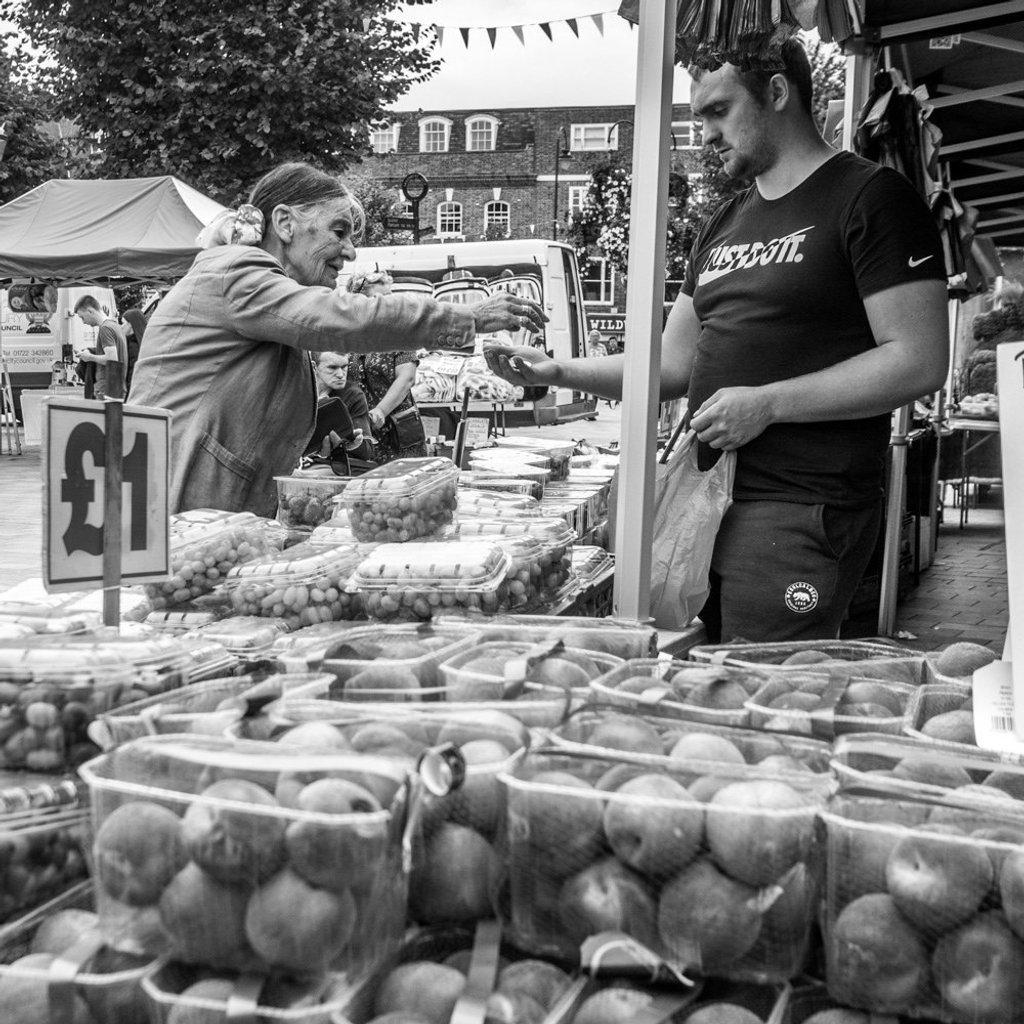 Market purchase by barrowlane
