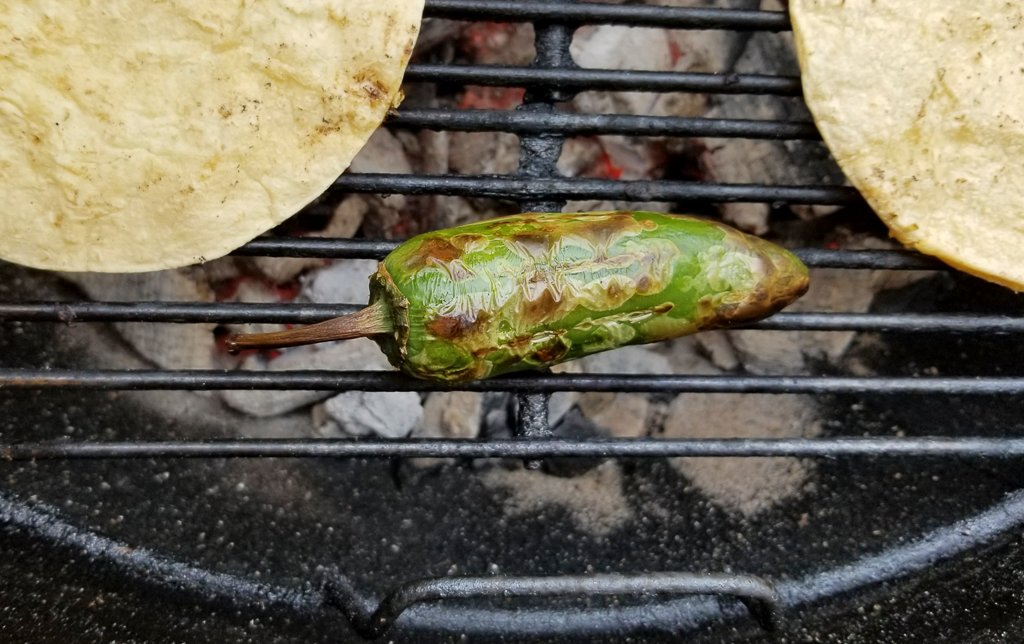 Grilled Jalepeno Pepper by houser934