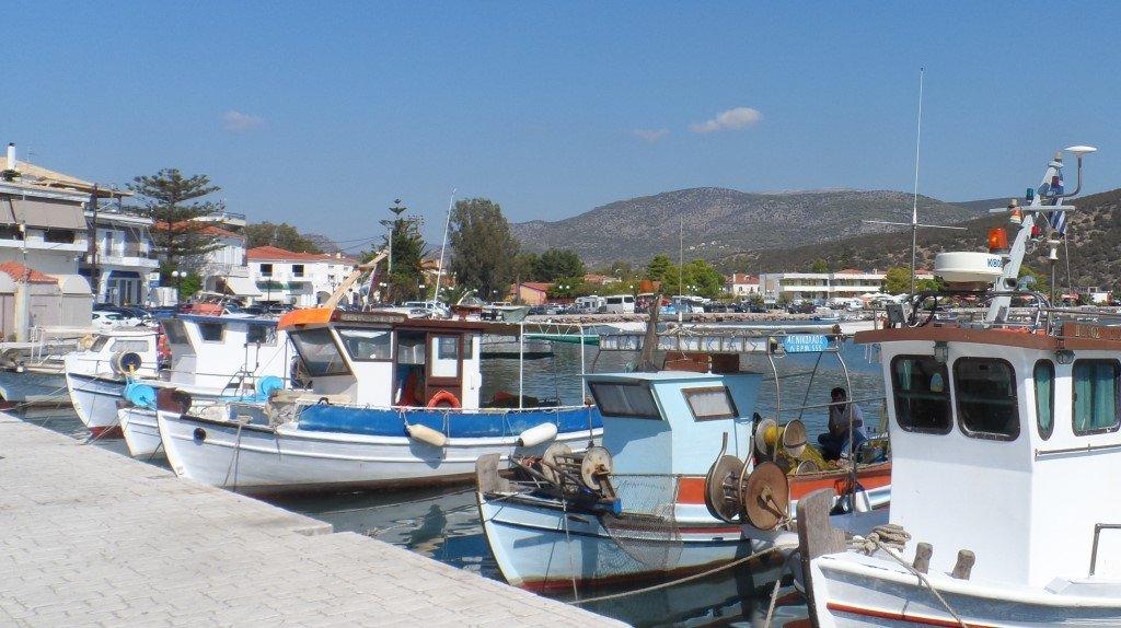 Greek Boats by will_wooderson