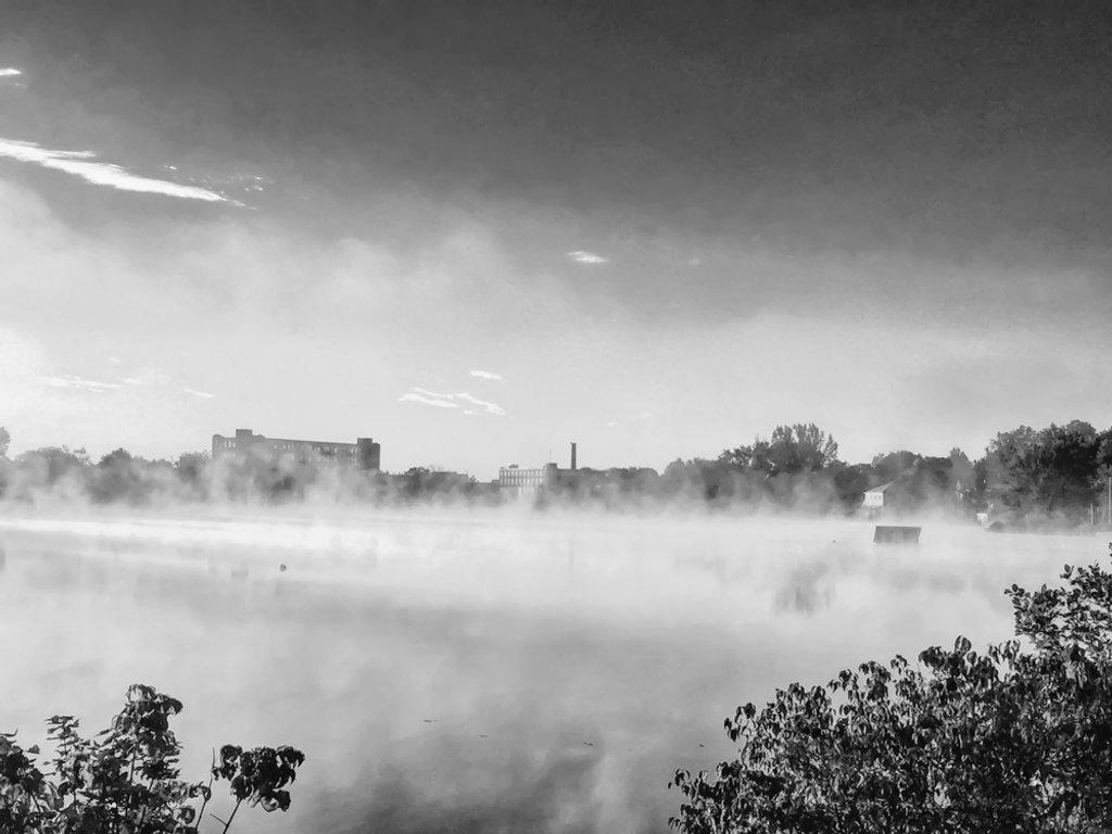 Mist in BW by joansmor